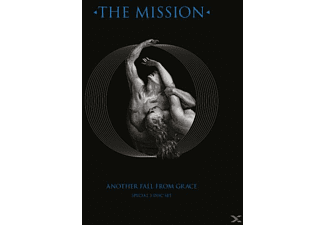 The Mission - Another Fall From Grace Ltd.Ed. - (CD + DVD Video)