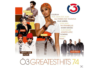 VARIOUS - Ö3 Greatest Hits Vol.74 - (CD)
