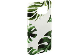 HAMA Tropical Limited Edition, Backcover, Samsung, Galaxy S7, Kunststoff, Grün