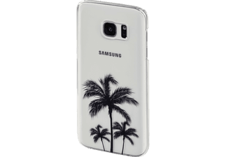 Palmen Limited Edition Backcover Samsung Galaxy S7 Kunststoff Transparent