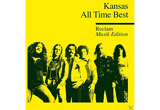 Kansas - All Time Best - Reclam Musik Edition [CD]