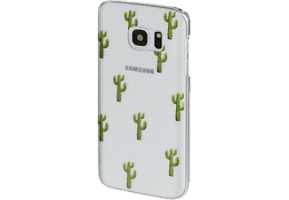 HAMA Kaktus Limited Edition Galaxy S7 Handyhülle, Transparent