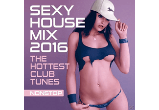 VARIOUS - Sexy House Mix 2016 - (CD)