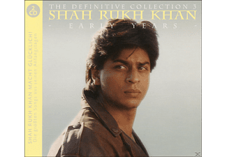 Shah Rukh Khan - The Definitive Collection 3 - Early Years - (CD)