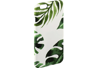 HAMA Tropical Limited Edition, Backcover, iPhone 6, iPhone 6s, Kunststoff, Grün