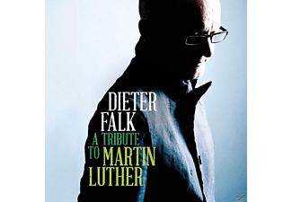 Dieter Falk - A Tribute To Martin Luther - (CD)