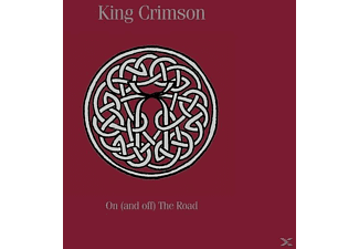 King Crimson - On (and off) The Road 1981-1984 Limited Edition - (CD + DVD Audio)