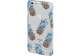 HAMA Ananas Limited Edition, Backcover, iPhone 6/6s, Transparent/Grün/Braun