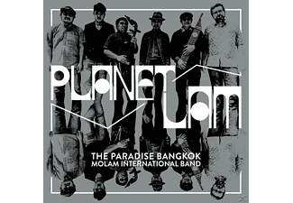 The Paradise Bangkok Molam International Band - Planet Lam - (Vinyl)