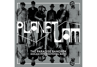 Paradise Bangkok Molam In - Planet Lam - (CD)