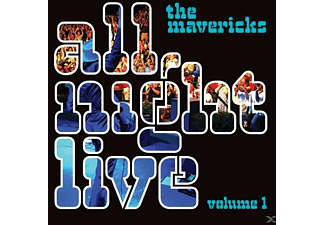 The Mavericks - All Night Live Vol.1 [CD]