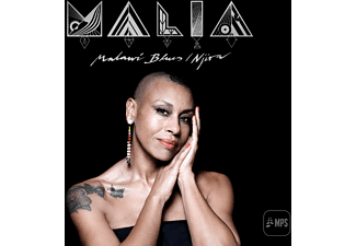 Malia - Black Widow - (CD)