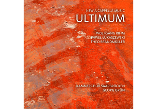 Kammerchor Saarbrucken, Georg Grün - Ultimum - (CD)