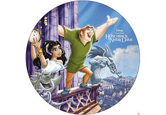 OST/VARIOUS - Songs From The Hunchback Of Notre Dame (Pict.Disc) - (Vinyl)