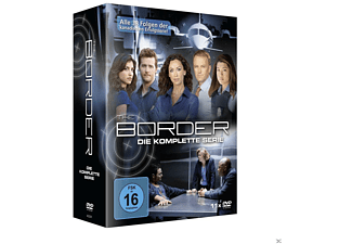 THE BORDER - DIE KOMPLETTE SERIE [DVD]