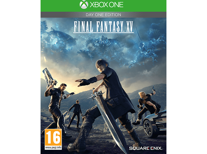 FINAL FANTASY XV D1 EDITION Xbox One gaming   offline microsoft xbox one παιχνίδια xbox one gaming games xbox one gam