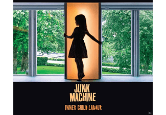 Junk Machine - Inner Child Labour (Incl.CD) [LP + Bonus-CD]
