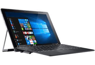 ACER Switch Alpha 12 (Alpha 12-588S), Convertible mit 12.0 Zoll, 256 GB Speicher, 8 GB RAM, Core i5 Prozessor, Windows® 10 Home (64 Bit), Silber