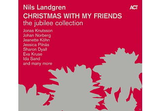 Nils Landgren - Christmas With My Friends. The Jubilee Collection [CD]