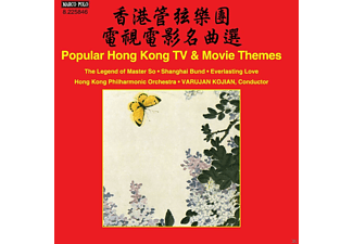 Varujan Kojian, Hong Kong Po - Popular Hong Kong TV & Movie Themes - (CD)