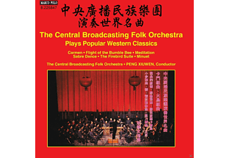 Peng Xiuwen, Central Broadcasting Folk Orchestra - The Cbfo Plays Popular Western Classics - (CD)
