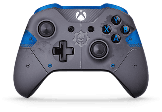 MICROSOFT Xbox One Wireless Controller - Gears of War 4 JD Fenix Limited Edition