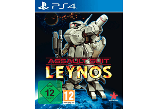 Assault Suit Leynos [PlayStation 4]