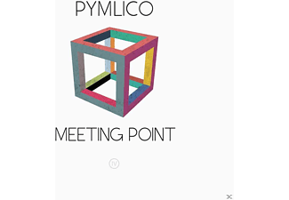 Pymlico - Meeting Point (Black Vinyl) - (Vinyl)