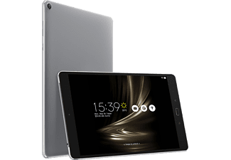 ASUS ZENPAD 3S 10, Tablet mit 9.7 Zoll, 64 GB Speicher, 4 GB RAM, Android 6 (Marshmallow) + ZenUI, Grau