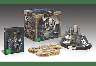Der Hobbit: Die Schlacht der fünf Heere (Extended Edition + Figur) [3D Blu-ray (+2D)]