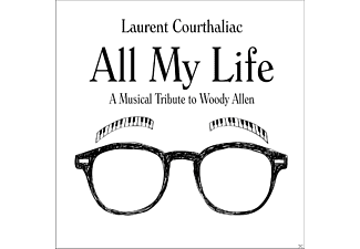 Laurent Courthaliac - All My Life - (CD)