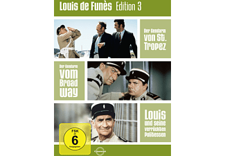 Louis de Funes - Edition 3 [DVD]