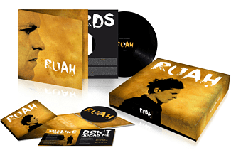 Michael Patrick Kelly - Ruah (Boxset) [LP + Bonus-CD]
