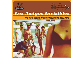 Los Amigos Incisibles - The New Sound Of The Venezuelan Gozadera - (LP + Download)