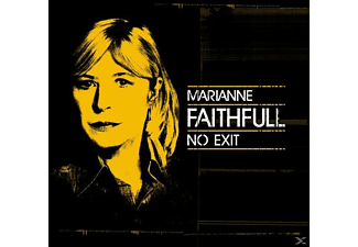 Marianne Faithfull - No Exit - (CD + DVD Video)