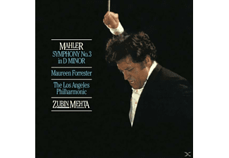 Zubin & Los Angeles Philharmonic Mehta - Symphony No. 3 in D Minor - (SACD Hybrid)