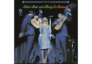 Paul & Mary Peter - In Concert - (SACD Hybrid)