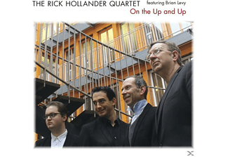 Rick Quartet Hollander - On The Up And Up [CD]