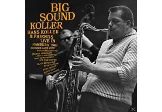 Hans & Friends Koller - Big Sound Koller [CD]