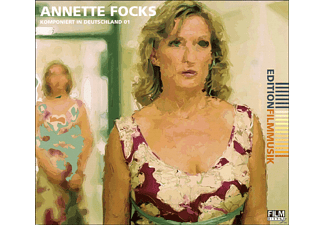 Annette Focks - Komponiert in Deutschland 1 - (CD)