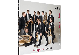 Salaputia Brass - Sounds Of Evolution - (CD)