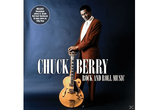 Chuck Berry - ROCK AND ROLL MUSIC - (Vinyl)
