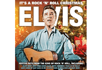 Elvis Presley - ELVIS - IT S A ROCK N ROLL CHRISTMAS [Vinyl]