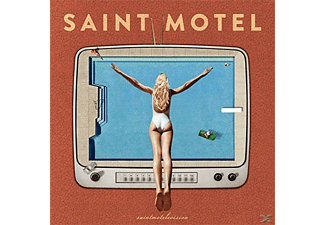 Saint Motel - Saintmotelevision - (CD)