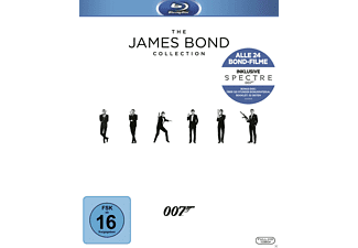 Bond Collection 2016 - (Blu-ray)