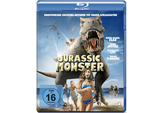 Jurassic Monster - (Blu-ray)
