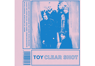 Toy - Clear Shot - (CD)