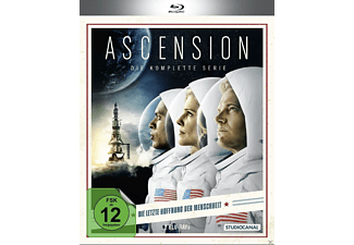 Ascension - Die komplette Serie [Blu-ray]
