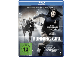 Running Girl - (Blu-ray)