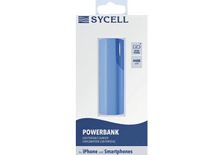 CELLULAR LINE SY, Powerbank, 4400 mAh, Rot